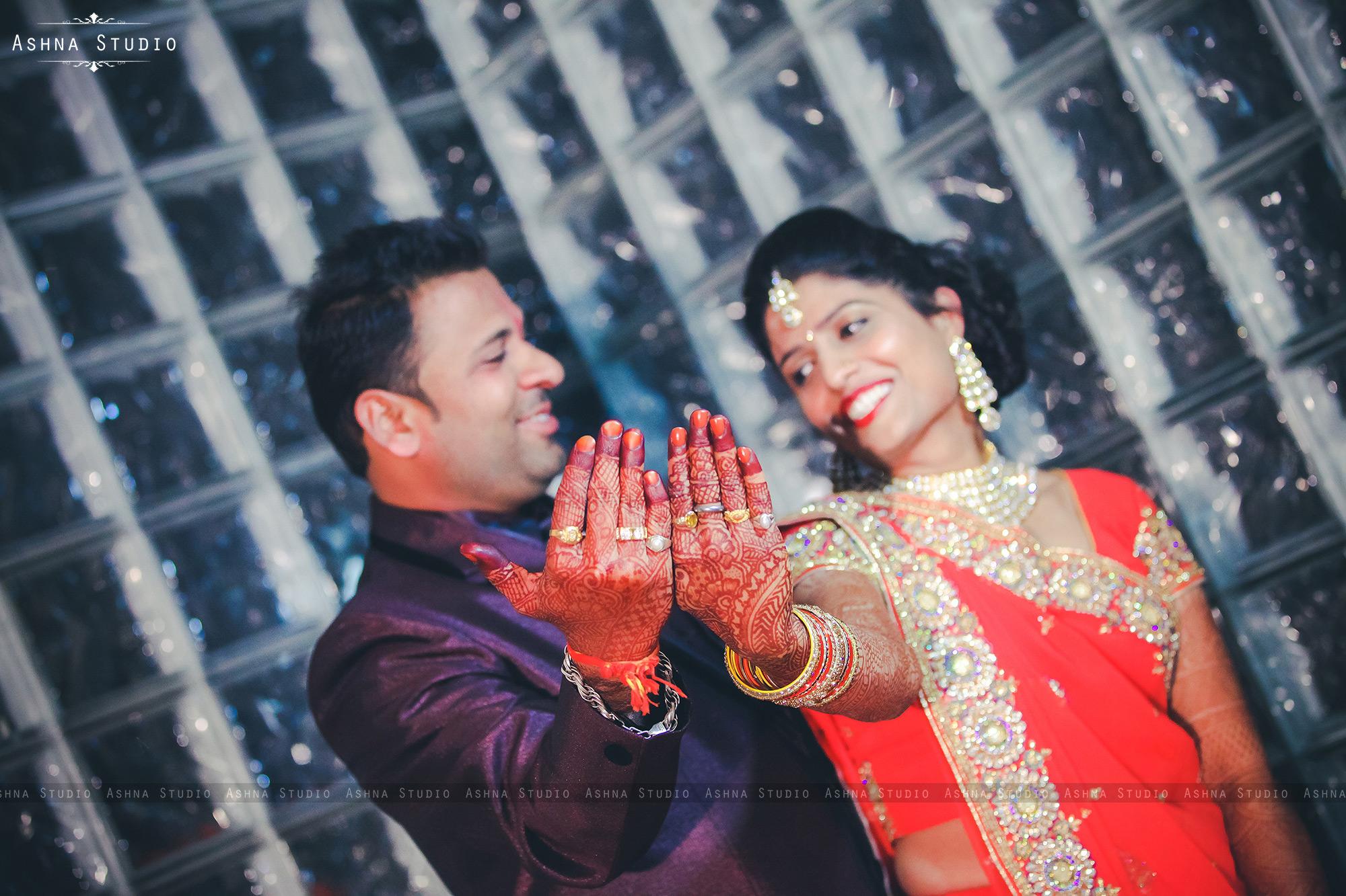 Hiten & Meena - Portrait photoshoot in Sai Palace Dungarpur