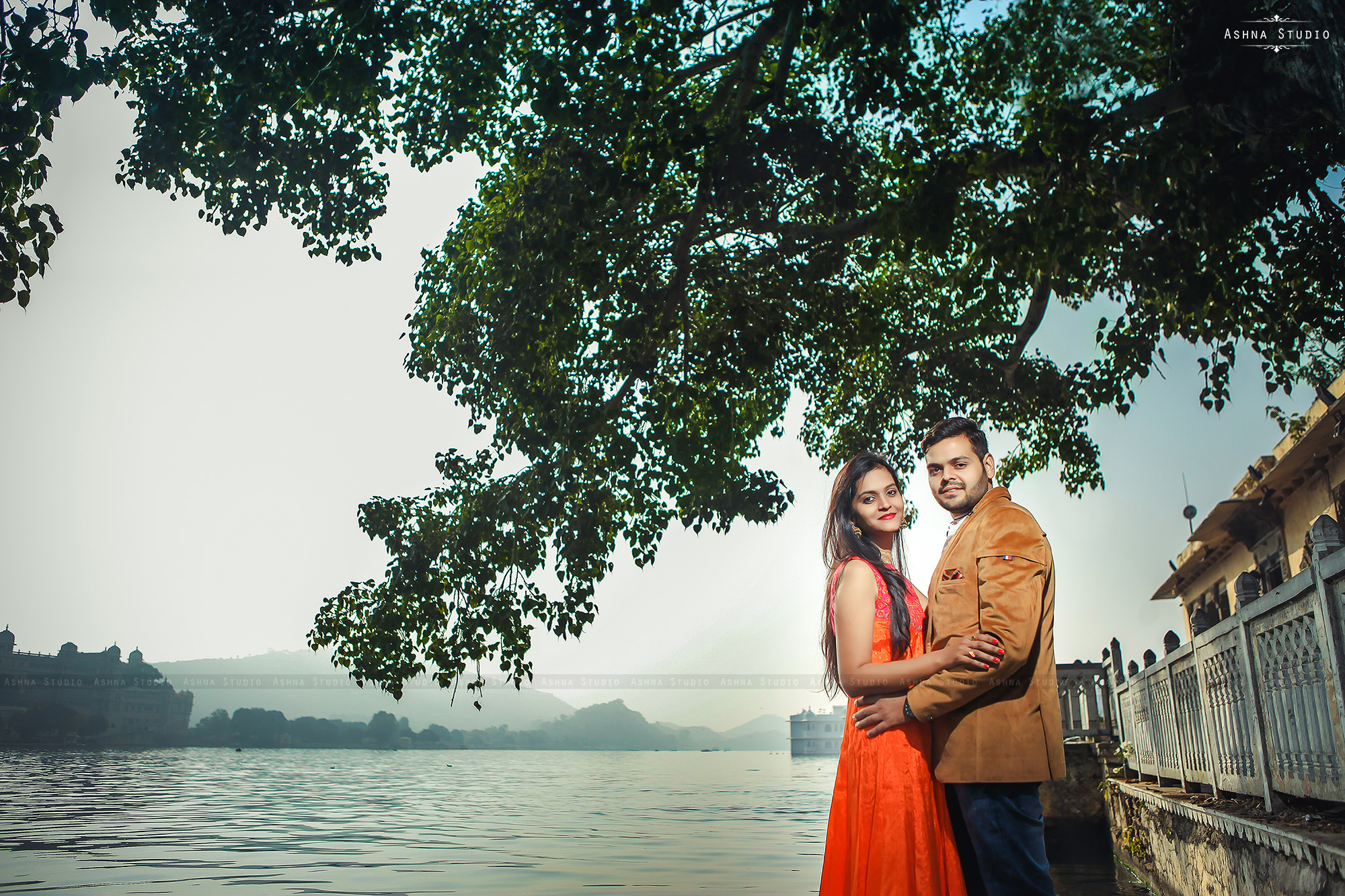 Mokshi & Nishant Prewedding Photoshoot Udaipur