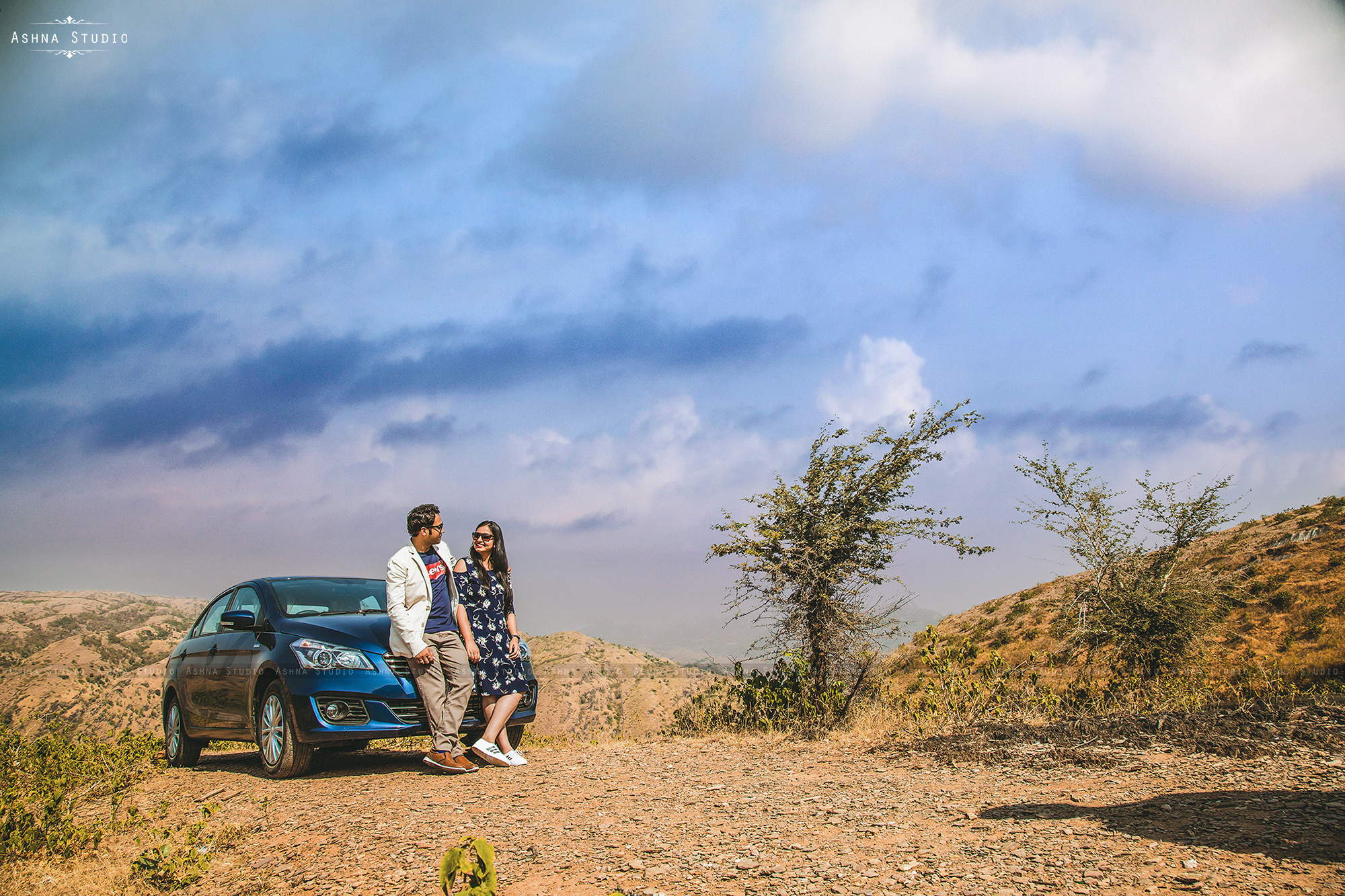 Ronak & Payal Pre Wedding Photoshoot Udaipur